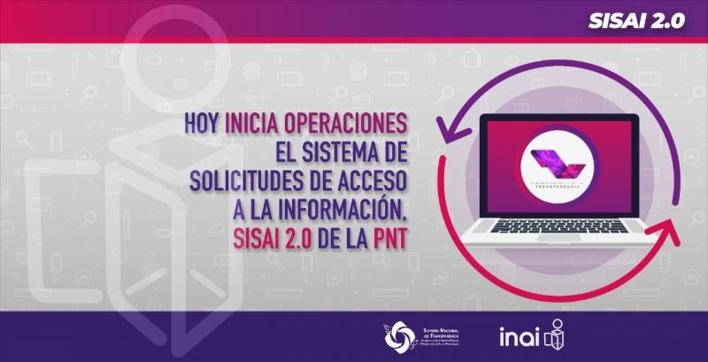 Sistema de Solicitudes de Acceso a la Información SISAI